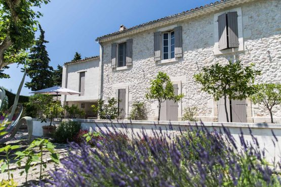 The bastide Les Amouriers: guest house and cottage in Provence France : fo rent