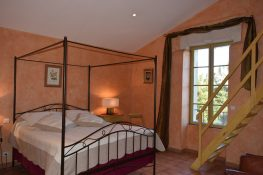 Room Garance- accommodation family room-Bastide- provence-Luberon-Alpilles