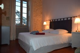Appartement-double room-La Bastide des Amouriers
