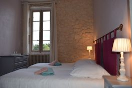Appartement Twin room-La Bastide des Amouriers