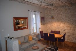 Appartement Living room-La Bastide des Amouriers